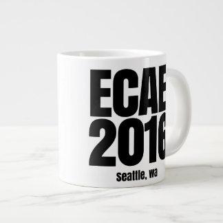 Jumbo Emerald City Author Event Mug