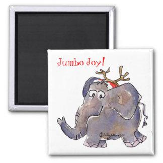 Jumbo Joy Elephant Magnet