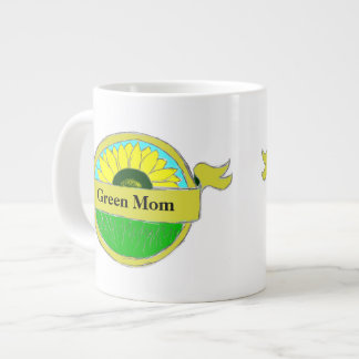 Jumbo Mug for Green Mother's Day