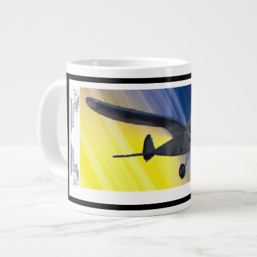 """Jumbo mug - """"Spook 48"""""""