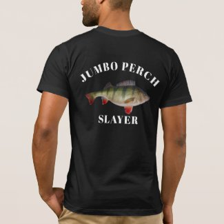 Jumbo Perch Fishing Shirt