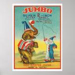 Jumbo (petardo chino del vintage) poster