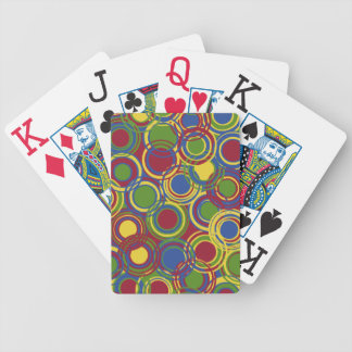 Jumbo Playing Cards - Square Dance