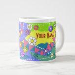 Jumbo Retro Mug