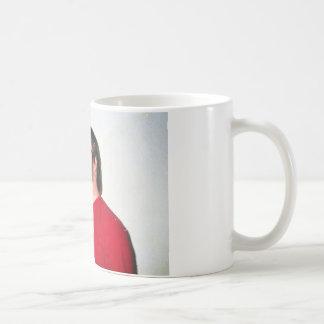 Jumbo sized whisky glass coffee mug