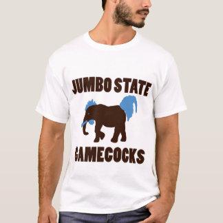 Jumbo State Gamecocks Slogan Shirt