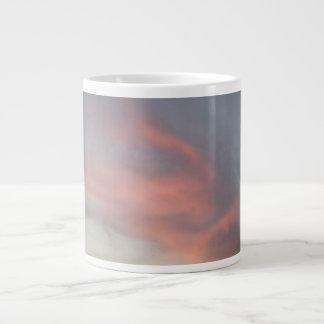 Jumbo Stormy Sunset Mug