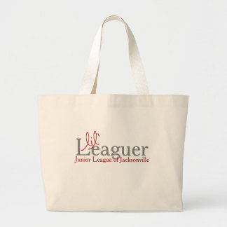 Jumbo Tote - Lil' Leaguer Bag