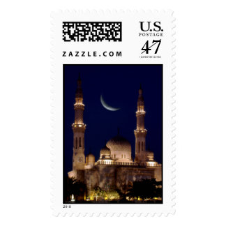 Jumeirah Mosque Postage