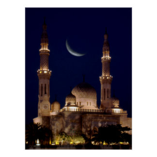 Jumeirah Mosque Posters