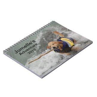 Jumelle's Adventure 2012 Notebook