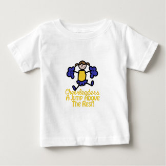 Jump Above Baby T-Shirt