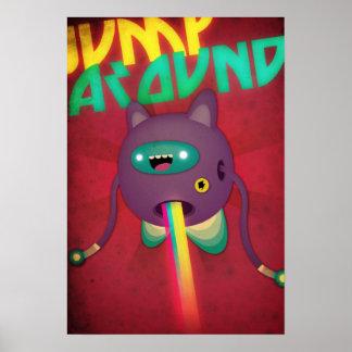 Jump Around ***//// Poster