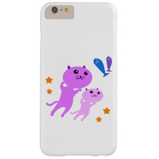 Jump Cat Barely There iPhone 6 Plus Case