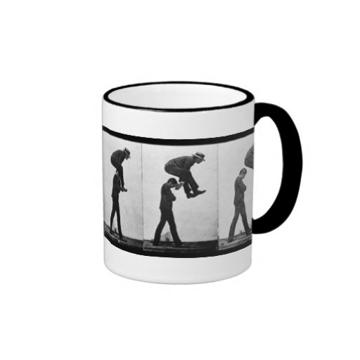 Jump! Coffee Mugs
