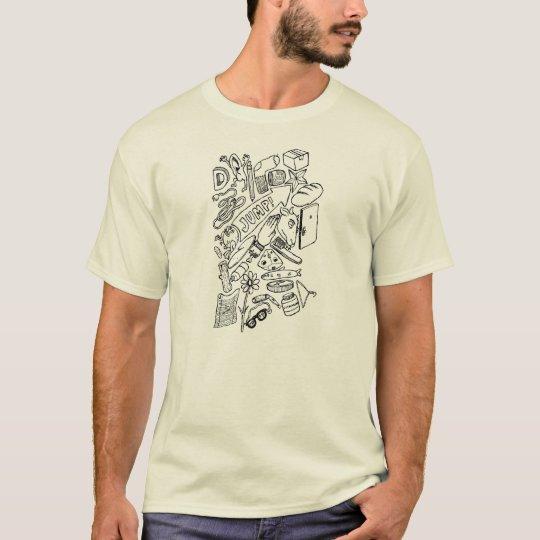 Jump Doodle T-Shirt