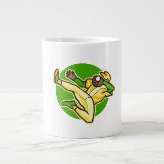 jump for ball jumbo mug