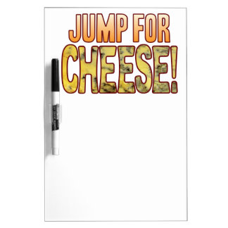Jump For Blue Cheese Dry-Erase Board