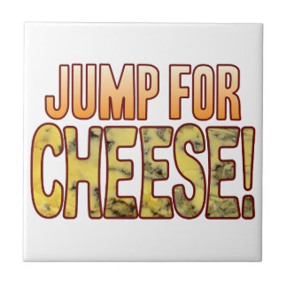 Jump For Blue Cheese Tile