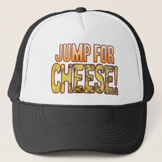 Jump For Blue Cheese Trucker Hat