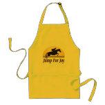 Jump for Joy Equestrian Apron
