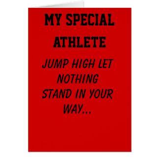 jUMP HIgh card