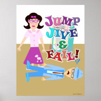 Jump Jive and Fail! Poster