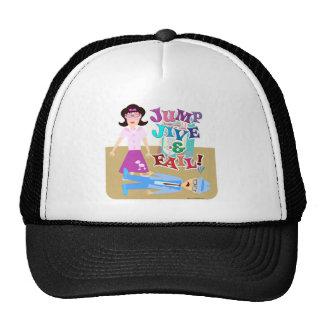Jump Jive and Fail! Trucker Hat