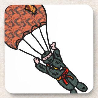 Jump Ninja Drink Coaster