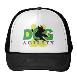 Jump Out Dog Agility Trucker Hat