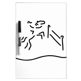 jump-ride horse military Dry-Erase whiteboards