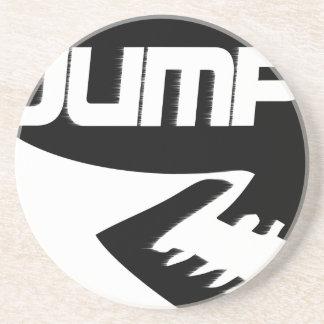 JUMP ROCK STYKE DRINK COASTER