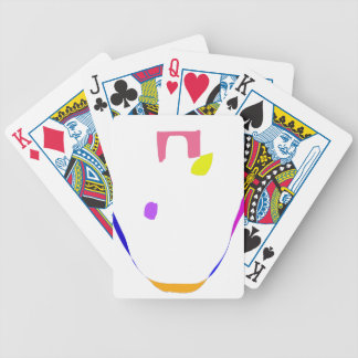 Jump Rope Bicycle Playing Cards