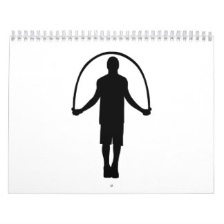 Jump rope calendar