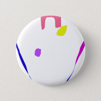 Jump Rope Pinback Button
