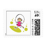 Jump Rope Stamps