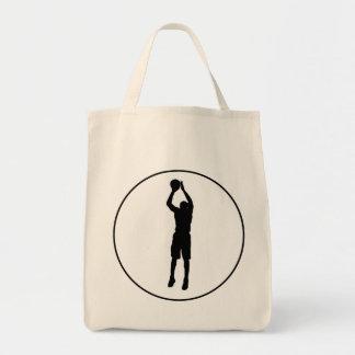 Jump Shot Circle Bags