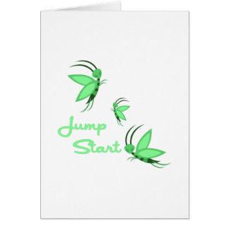 Jump Start Cards