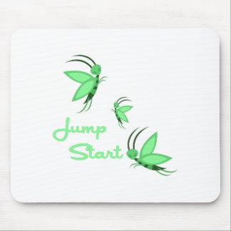 Jump Start Mousepad