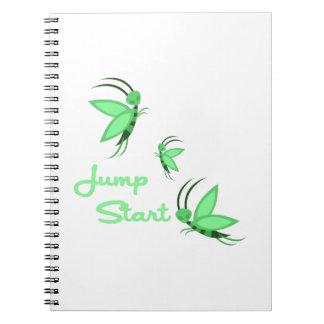 Jump Start Notebook