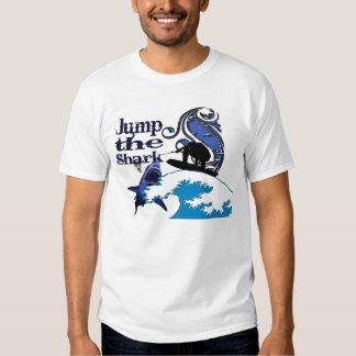 Jump The Shark T Shirt