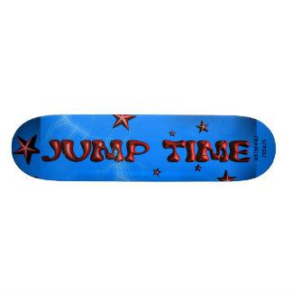 Jump Time Skateboard Deck