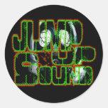 Jump up Sound DUBSTEP FILTH ELECTRO Dub Bass DJ Sticker