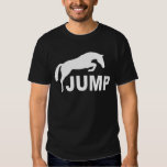 JUMP with Jumping Horse (white) Shirt