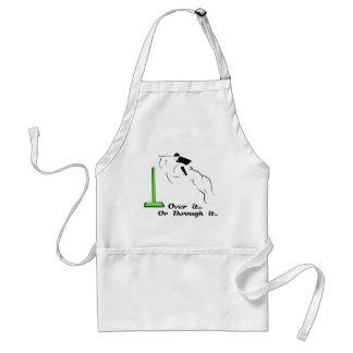jumper adult apron