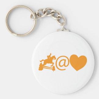 Jumper At Heart Keychain