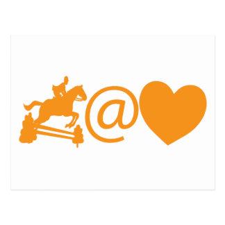 Jumper At Heart Postcard