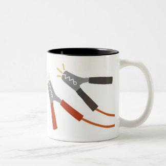 jumper cable mug