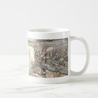 Jumper Cables and Dwarfs - Mug