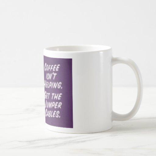 jumper cables mugs
